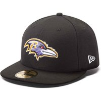 Baltimore Ravens New Era 59FIFTY Authentic On Field Fitted Cap