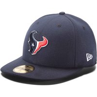Houston Texans New Era 59FIFTY Authentic On Field Fitted Cap