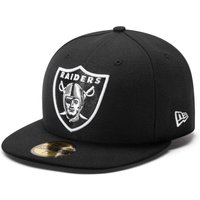 Oakland Raiders New Era 59FIFTY Authentic On Field Fitted Cap