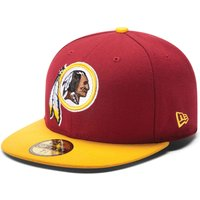 Washington Redskins New Era 59FIFTY Authentic On Field Fitted Cap