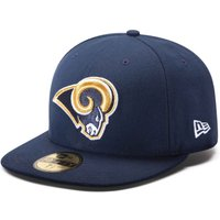 Los Angeles Rams New Era 59FIFTY Authentic On Field Fitted Cap