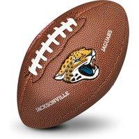 Jacksonville Jaguars NFL Team Logo Mini Size Rubber Football