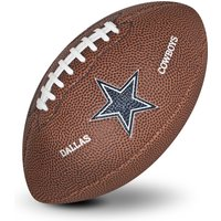 Dallas Cowboys NFL Team Logo Mini Size Rubber Football