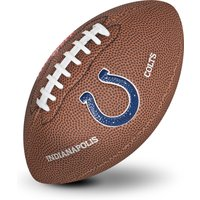 Indianapolis Colts NFL Team Logo Mini Size Rubber Football