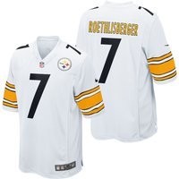 Pittsburgh Steelers Road Game Jersey - Ben Roethlisberger