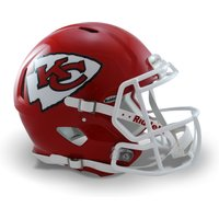 Kansas City Chiefs Full Size Speed Authentic Helmet