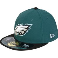Philadelphia Eagles New Era 59FIFTY Authentic On Field Fitted Cap