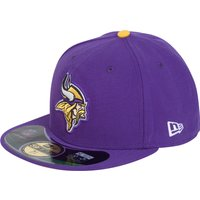 Minnesota Vikings New Era 59FIFTY Authentic On Field Fitted Cap