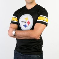 Pittsburgh Steelers New Era Supporters Jersey