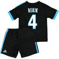 Olympique de Marseille Away Kit 2015/16 - Infants with Rekik 4 printing