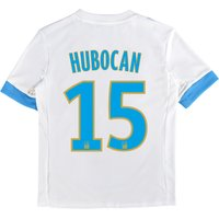 Olympique de Marseille Home Shirt 2017-18 - Kids with Hubocan 15 printing