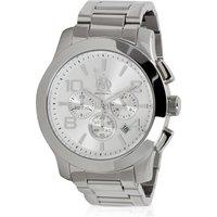 Olympique de Marseille Chronograph Steel Bracelet Watch