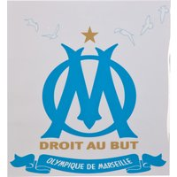 Olympique de Marseille Logo Car Sticker