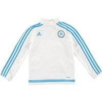 Olympique de Marseille Training Top - Junior - Core White/Om Blue