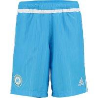 Olympique de Marseille Woven Short - Om Blue/White