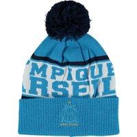 Olympique de Marseille Bobble Hat - Blue