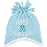 Olympique de Marseille Made in Marseille Bobble Hat - Blue - Baby Boys