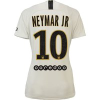 Paris Saint-Germain Away Stadium Shirt 2018-19 - Womens with Neymar Jr 10 printing