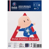 Paris Saint-Germain Car Sticker - Baby Boy on Board