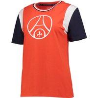 Paris Saint-Germain Retro T-Shirt - Red - Womens