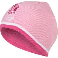 England Core Beanie Hat - Pink - Womens