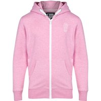 England Classics Collection Full Zip Hoodie - Pink - Girls