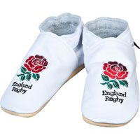 England Leather Baby Shoes - White