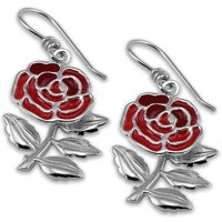 England Drop Earrings
