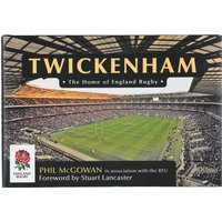 England Twickenham - The Home of England Rugby Book