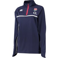England Rugby First Layer Training Top Navy