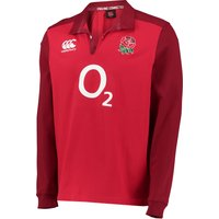 England Rugby Alternate Classic Long Sleeve Shirt 15/16