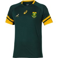 South Africa Springboks Rugby 2015 Classic Fan T-Shirt Green