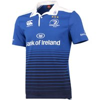 Leinster Home Classic Short Sleeve Shirt 2015/16 Blue