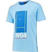 Canterbury Southern Cross T-Shirt Blue
