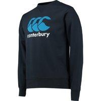 Canterbury Classic Crew Sweatshirt Navy