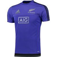 All Blacks Rugby Perf T-shirt Purple