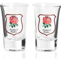 England 40 ml Shot Glass - Pack of 2