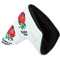 England Putter Cover -White