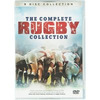 England The Complete Rugby Collection - 9 Disc DVD