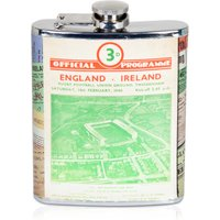 England Heritage Montage Hip Flask