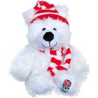 England Polar Bear Soft Toy