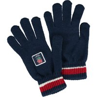 England Knitted Glove - Navy