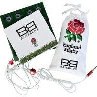 England BassBuds Luxury Earphones