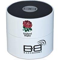 England BassBoomz Portable Bluetooth Speaker