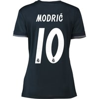 Real Madrid Away Shirt 2018-19 - Womens with Modric 10 printing