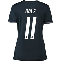 Real Madrid Away Shirt 2018-19 - Womens with Bale 11 printing