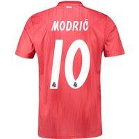 Real Madrid Third Shirt 2018-19 with Modric 10 printing
