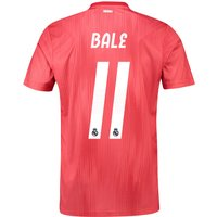 Real Madrid Third Shirt 2018-19 with Bale 11 printing