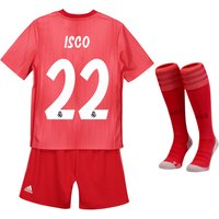 Real Madrid Third Kids Kit 2018-19 with Isco 22 printing