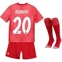 Real Madrid Third Mini Kit 2018-19 with Asensio 20 printing